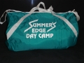 Summer's Edge Day Camp Roll Bag